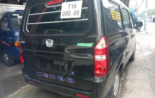 Bán xe van Kenbo 5 chỗ 650kg, đi vào thành phố giờ cấm tải1