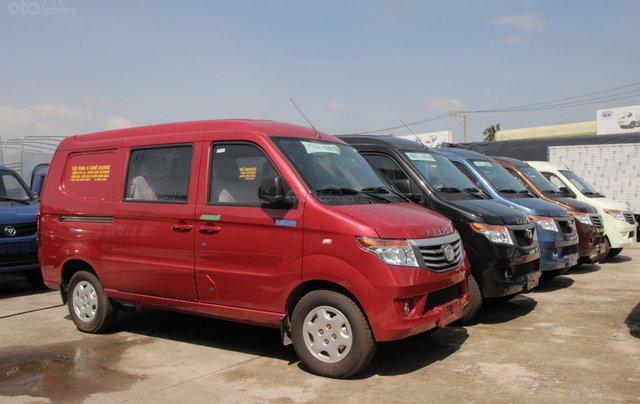 Bán xe van Kenbo 5 chỗ 650kg, đi vào thành phố giờ cấm tải3