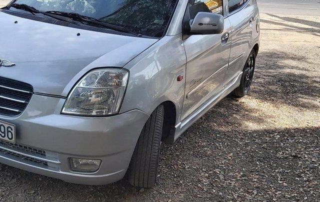 Bán xe Kia Morning đời 2007, màu bạc mới 95% giá 175 triệu đồng1