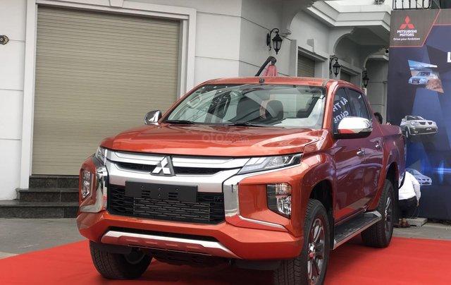 Bán tải Triton 4x2 AT MIVEC nhập khẩu giá chỉ 600 triệu, Mitsubishi Quảng Ninh giá tốt 0