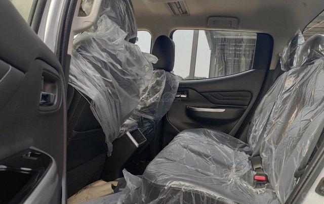 Bán tải Triton 4x2 AT MIVEC nhập khẩu giá chỉ 600 triệu, Mitsubishi Quảng Ninh giá tốt 8