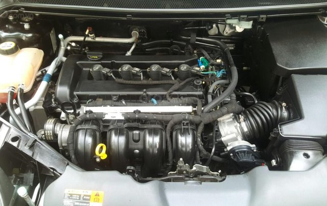 Ford Focus 1.8 đăng ký T10/ 2010, màu đen, liên hệ chính chủ 0913992465 Thanh9