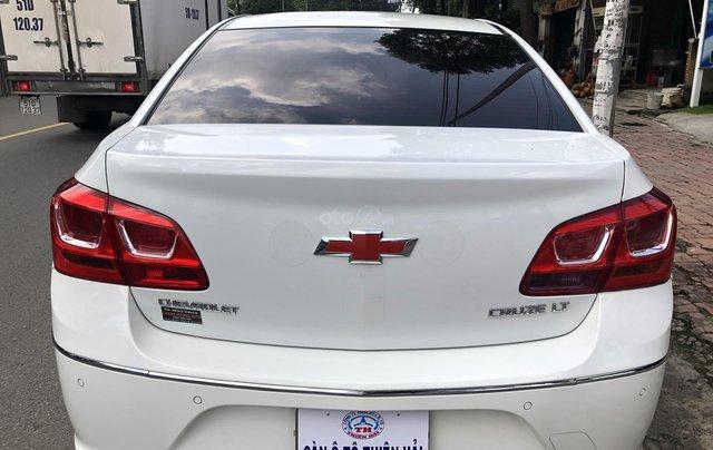 Bán ô tô Chevrolet Cruze LT đời 2016, màu trắng2
