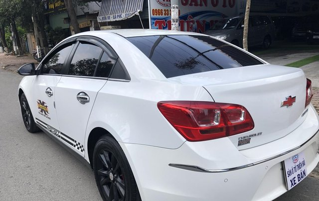 Bán ô tô Chevrolet Cruze LT đời 2016, màu trắng3