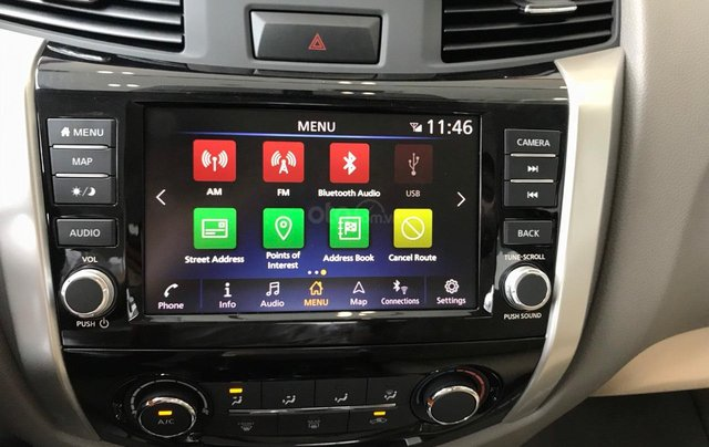 Nissan Navara EL New giảm 60Tr TM + PK, giao ngay6