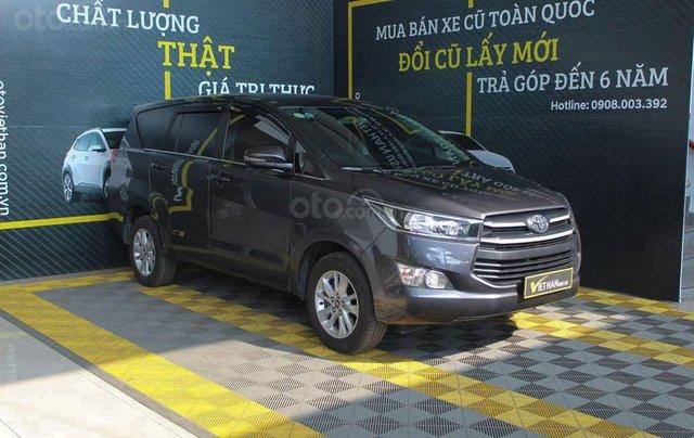 Toyota Innova E 2.0MT 2019, có kiểm định chất lượng, xe cực mới0