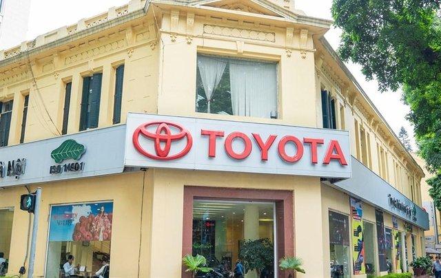 Toyota Hoàn Kiếm 2