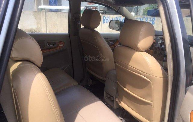 Bán xe Toyota Innova đăng ký lần đầu 2010, màu bạc xe gia đình giá 355 triệu đồng8