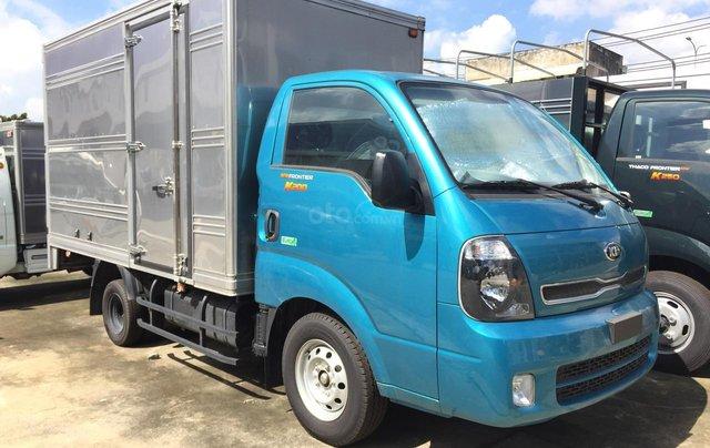 Kia K200 tải 990-1490-1990kg thùng lửng, mui bạt, thùng kín, KM 50% lệ phí trước bạ, hỗ trợ trả góp từ 30% xe3