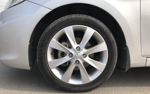 Bán ô tô Hyundai Accent 1.5MT Sedan 2014, màu bạc, xe nhập, giá tốt5