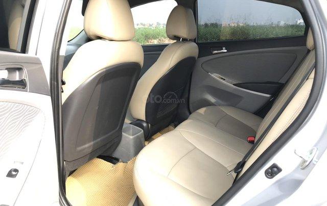 Bán ô tô Hyundai Accent 1.5MT Sedan 2014, màu bạc, xe nhập, giá tốt8
