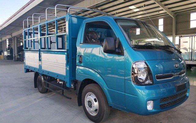 Thaco Kia K200 thùng lửng, mui bạt, thùng kín, tải 990-1490-1990kg, KM 50% lệ phí trước bạ, hỗ trợ trả góp 30% xe2