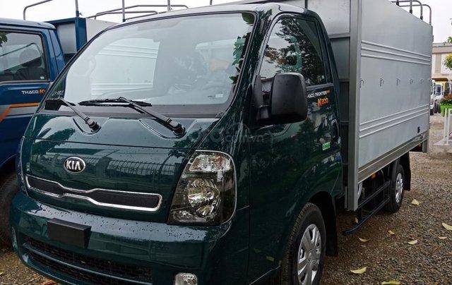 Thaco Kia K200 thùng lửng, mui bạt, thùng kín, tải 990-1490-1990kg, KM 50% lệ phí trước bạ, hỗ trợ trả góp 30% xe4