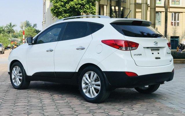 Bán xe Hyundai Tucson đời 2011, màu trắng4