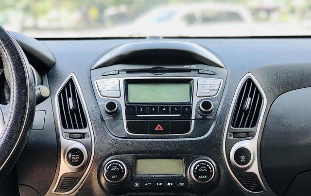 Bán xe Hyundai Tucson đời 2011, màu trắng13