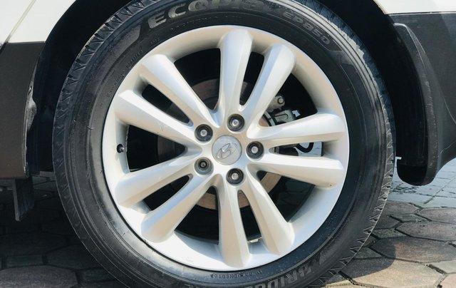 Bán xe Hyundai Tucson đời 2011, màu trắng20
