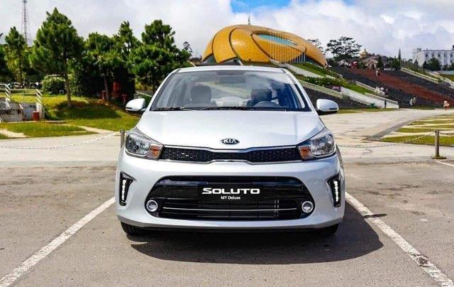 Kia Soluto 2019 - Trả trước 130tr ưu đãi cực khủng. Gọi ngay Mr. Hưng - 0962.948.9050