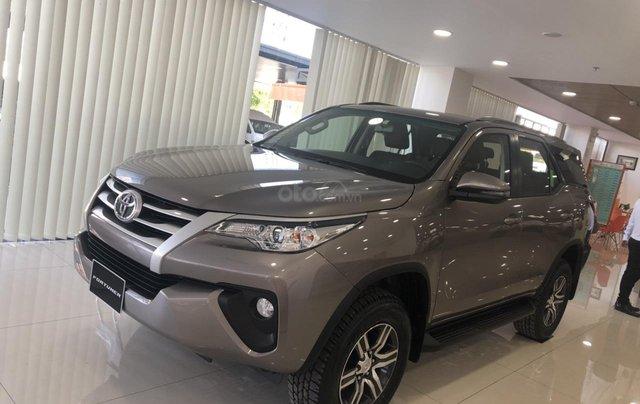 Bán Toyota Fortuner 2.4 số tự động - Khuyến mãi tiền mặt- Tặng phụ kiện1