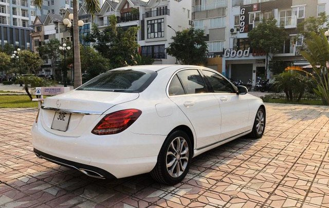 Ô tô Mercedes C200 đời 20153