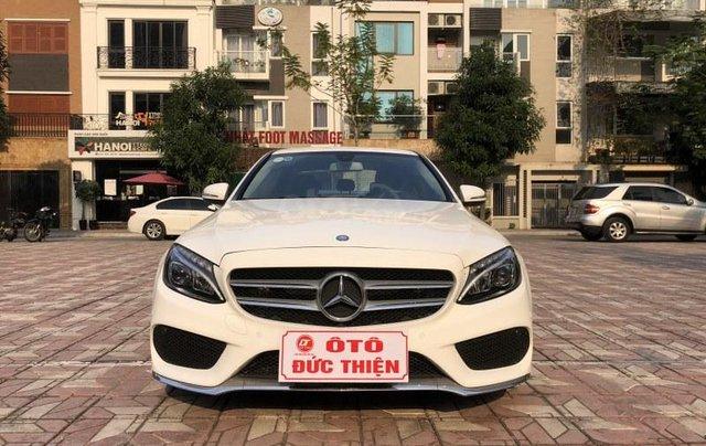 Ô tô Mercedes C200 đời 20151