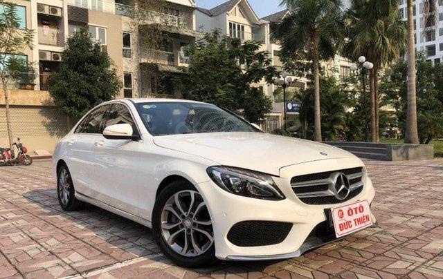 Ô tô Mercedes C200 đời 20154