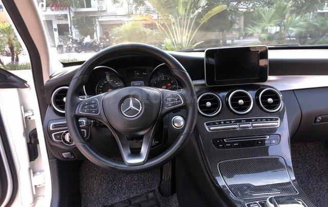 Ô tô Mercedes C200 đời 20157