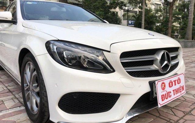 Ô tô Mercedes C200 đời 201510