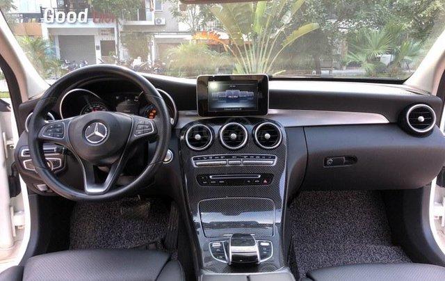 Ô tô Mercedes C200 đời 20158