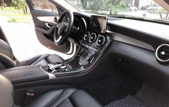 Ô tô Mercedes C200 đời 20156