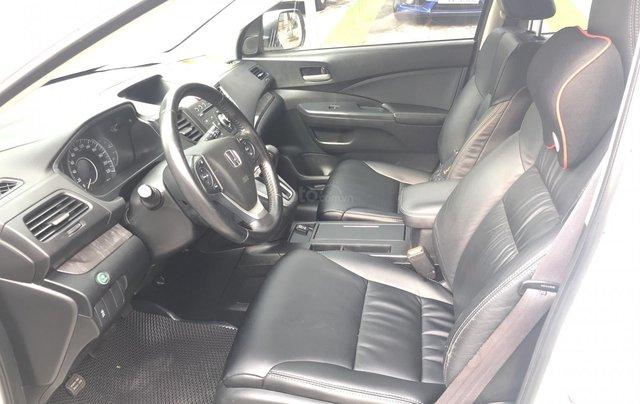 Cần bán xe Honda CR V 2.4 L đời 2013, màu trắng5