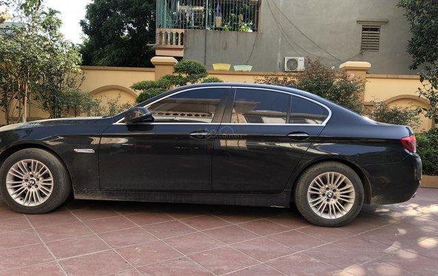 Bán xe BMW 520i đời 2015 màu đen, nhập khẩu0