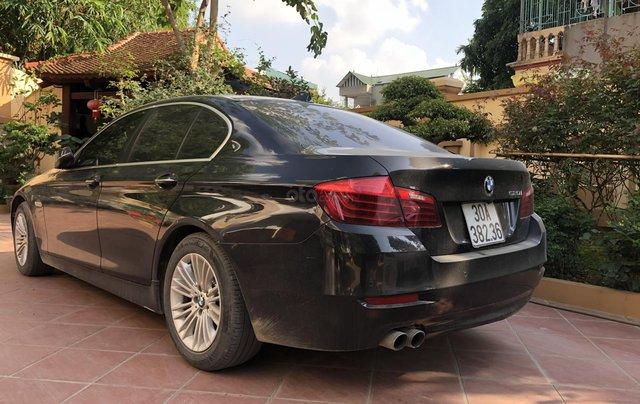 Bán xe BMW 520i đời 2015 màu đen, nhập khẩu1