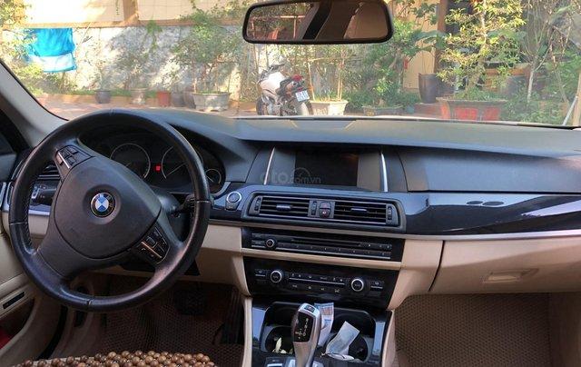 Bán xe BMW 520i đời 2015 màu đen, nhập khẩu4
