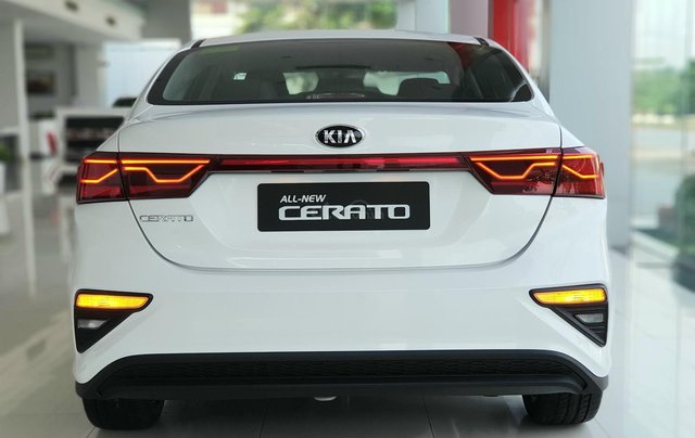 Kia Cerato 2019 - trả trước 170 triệu - ưu đãi lên đến 30 triệu6