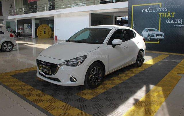Mazda 2 1.5AT 2017, trả góp 70%, xe cực mới vừa chạy 16000 km1