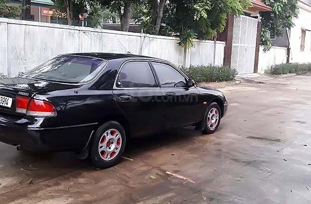 Bán Mazda 626 sản xuất 1998, màu đen, nhập khẩu1
