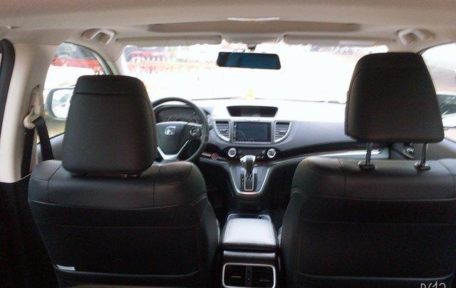 Cần bán xe Honda CR V đời 2015, màu trắng xe gia đình giá 820 triệu đồng4
