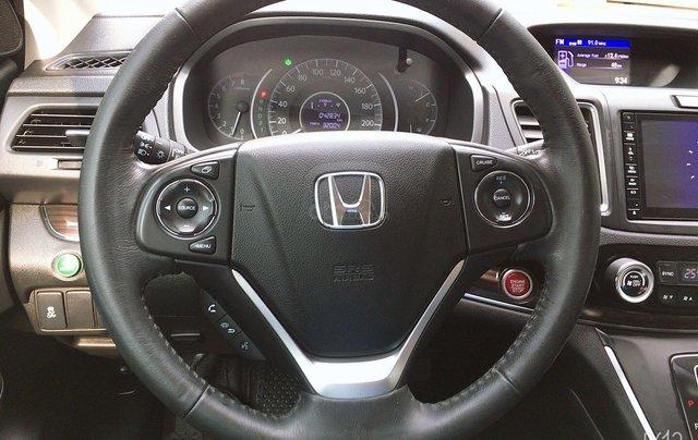 Cần bán xe Honda CR V đời 2015, màu trắng xe gia đình giá 820 triệu đồng7