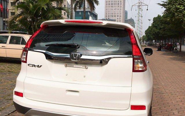 Cần bán xe Honda CR V đời 2015, màu trắng xe gia đình giá 820 triệu đồng10