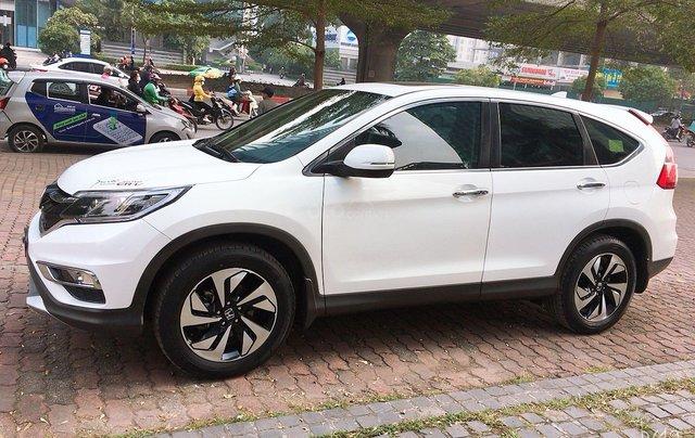 Cần bán xe Honda CR V đời 2015, màu trắng xe gia đình giá 820 triệu đồng12