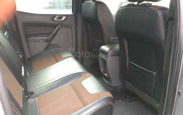 Xe Ford Ranger Wildtrak 3.2l 4x4 đời 2016, màu bạc nhập khẩu nguyên chiếc giá thương lượng hotline 09012678553