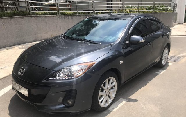 Bán ô tô Mazda 3S 2013, nhà sử dụng ít, LH: 09023040224