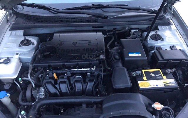 Bán xe Hyundai Sonata nhập 2009, tự động4