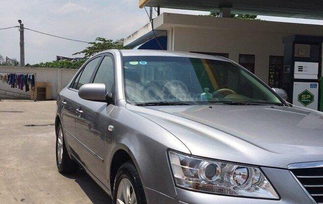 Bán xe Hyundai Sonata nhập 2009, tự động2