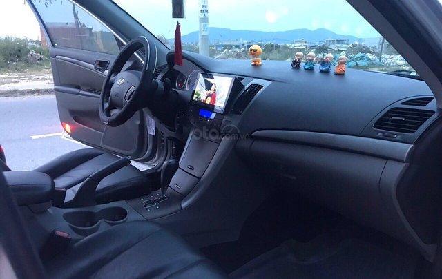 Bán xe Hyundai Sonata nhập 2009, tự động3