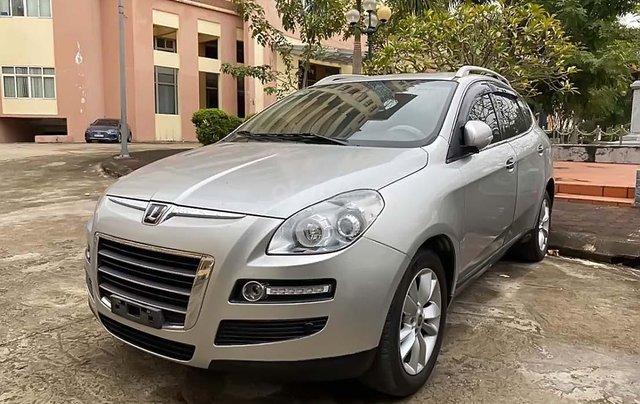 Bán Luxgen 7 SUV sản xuất năm 2010, màu bạc, xe nhập, giá 430tr0