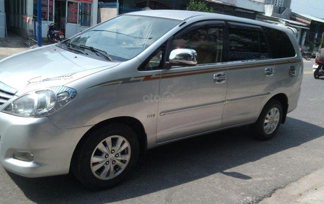 Cần bán xe Toyota Innova 2008, form mới, LH: 03553419780
