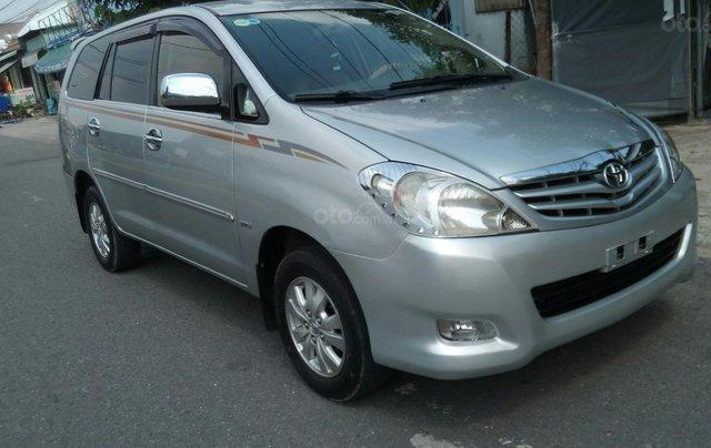 Cần bán xe Toyota Innova 2008, form mới, LH: 03553419781