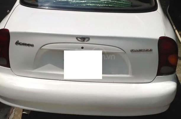 Bán xe cũ Daewoo Lanos LS năm 2001, màu trắng, giá chỉ 80 triệu1
