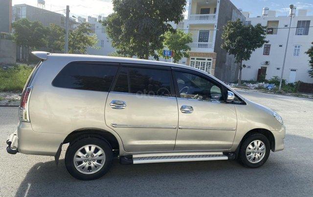 Bán ô tô Toyota Innova đăng ký 2011, màu vàng, mới 95%, giá tốt 370 triệu đồng1